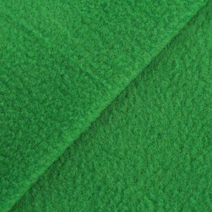 Флис, зелёный 50х36