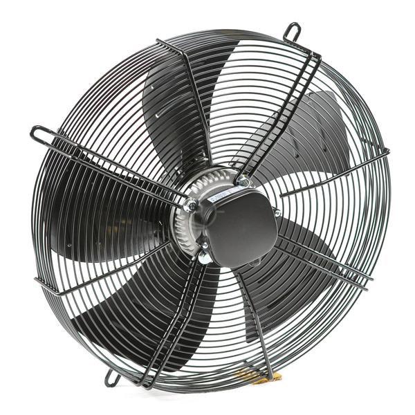 Осевой вентилятор YWF-4Е-400 (с защитной решеткой)