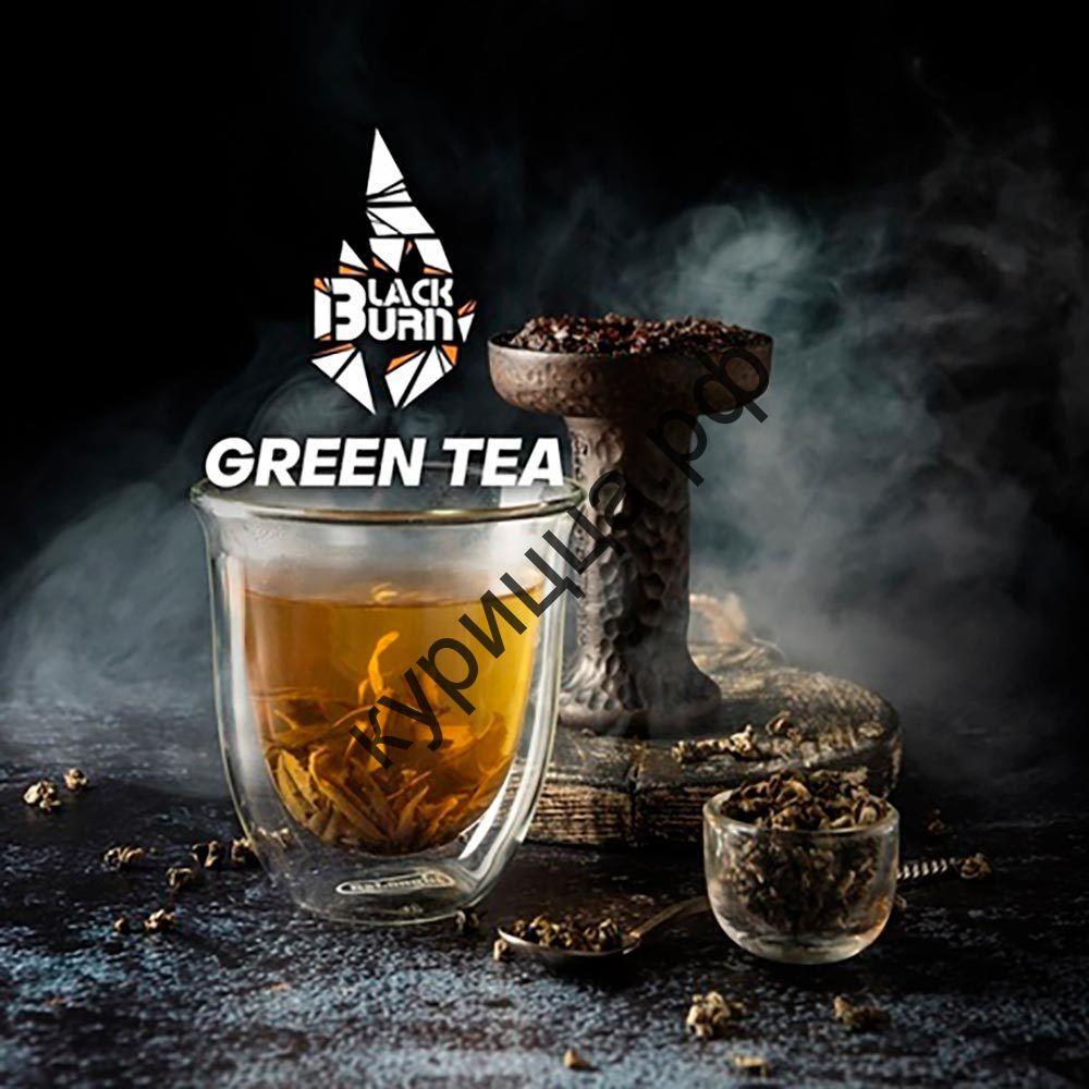 Black Burn Green Tea (Черный Берн Зеленый Чай) 1 гр