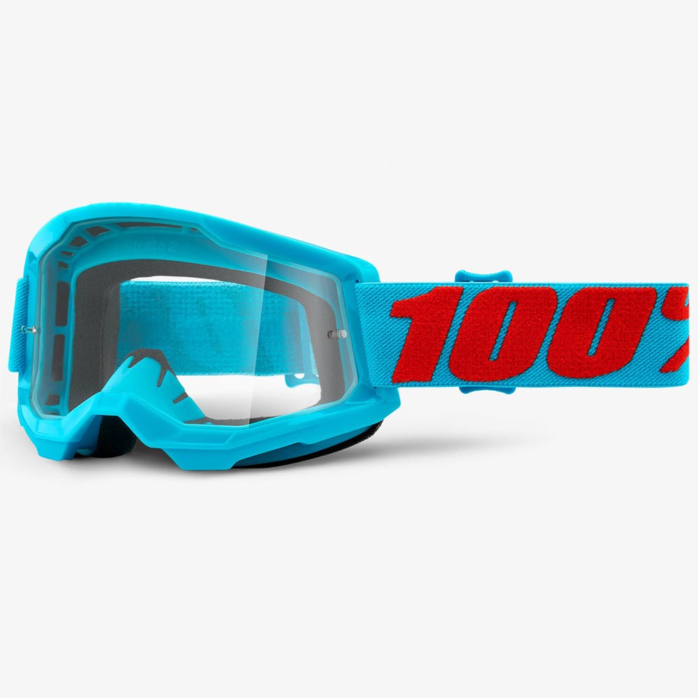 100% Strata 2 Summit Clear Lens, очки