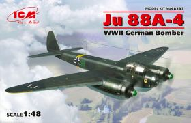 Ju 88A-4, Германский бомбардировщик ІІ МВ