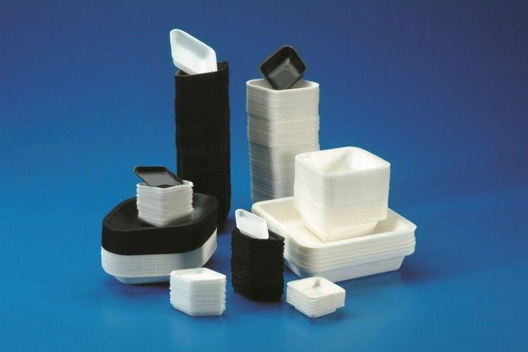 Ёмкость для взвешивания 5 мл 31 х 55 х 4,6 мм (Упаковка 250 шт.)