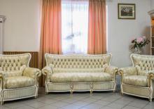 Комплект ФЛОРЕНЦИЯ мягкой мебели