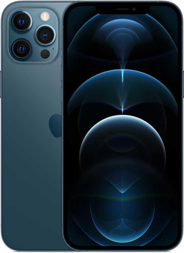 Смартфон Apple iPhone 12 Pro Max 256 GB Тихоокеанский синий