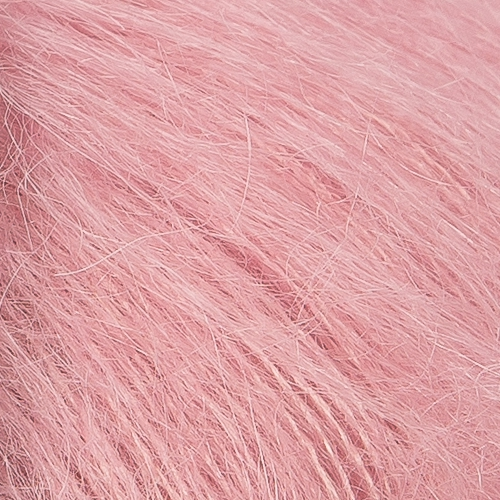 Silk Mohair 4042 old pink