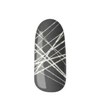 LAK'U паутинка для дизайна Spider Gel Silver, 5 мл