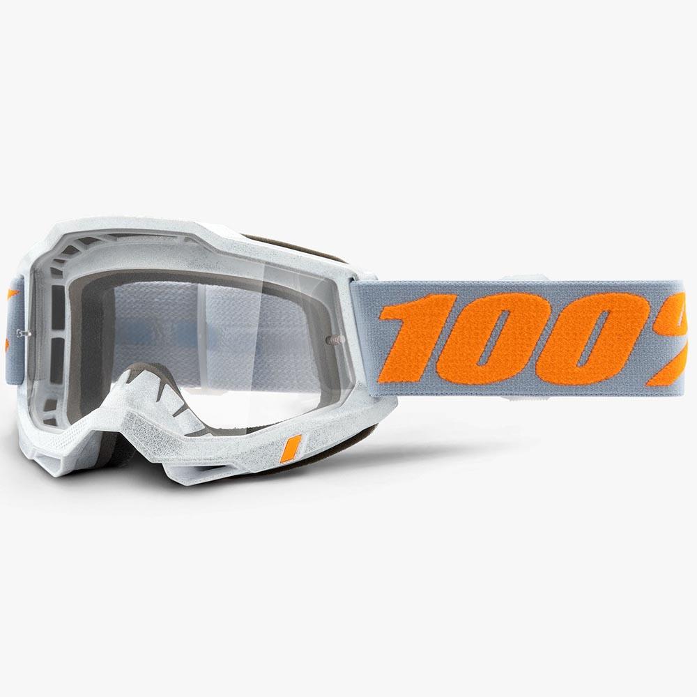 100% Accuri 2 Speedco Clear Lens, очки