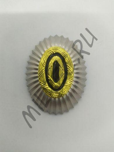 Кокарда образца 1881 года, для офицеров (реплика)