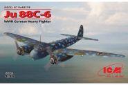 Ju 88С-6, Германский тяжелый истребитель ІІ МВ