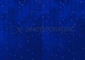 """Гирлянда электрическая Neon-Night занавес """"Светодиодный дождь'' Синий 235-163"""