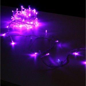 Гирлянда-нить электрическая SnowHouse LD120-V-E фиолетовый