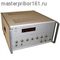 Синтезатор частоты Ч6-71