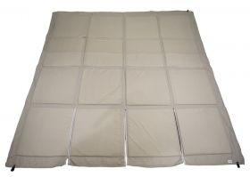 Пол для палатки СТЭК КУБ 3 (2,25х2,25м)  Оксфорд 300