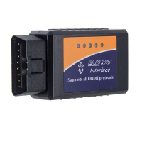 Автомобильный диагностический сканер ELM327 OBD2