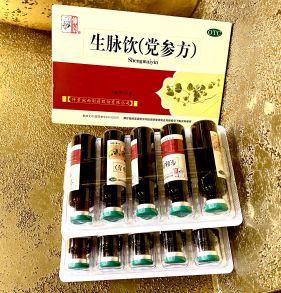 Шэн Май Инь Sheng Mai Yin 生脉饮