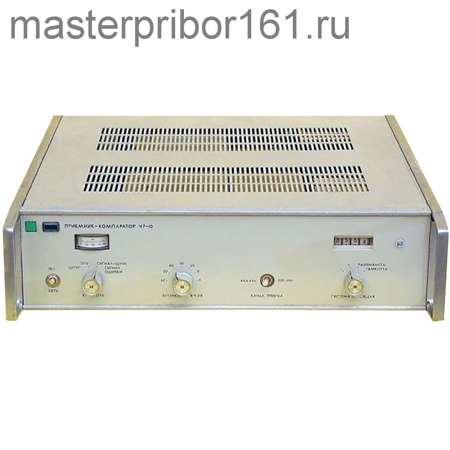Ч7-10 приемник-компаратор фазовый