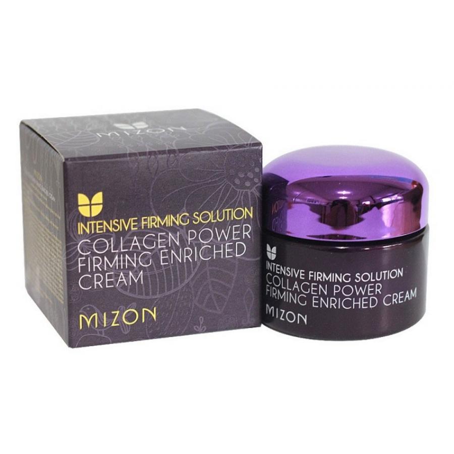 Обогащенный крем для лица с коллагеном Mizon Collagen Power Firming Enriched Cream 50мл