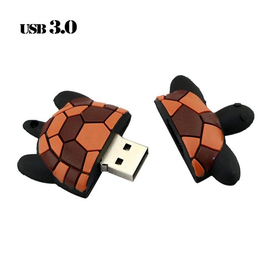 Орбита OT-MRF53 флэш USB 3.0 32Гб (Черепаха)