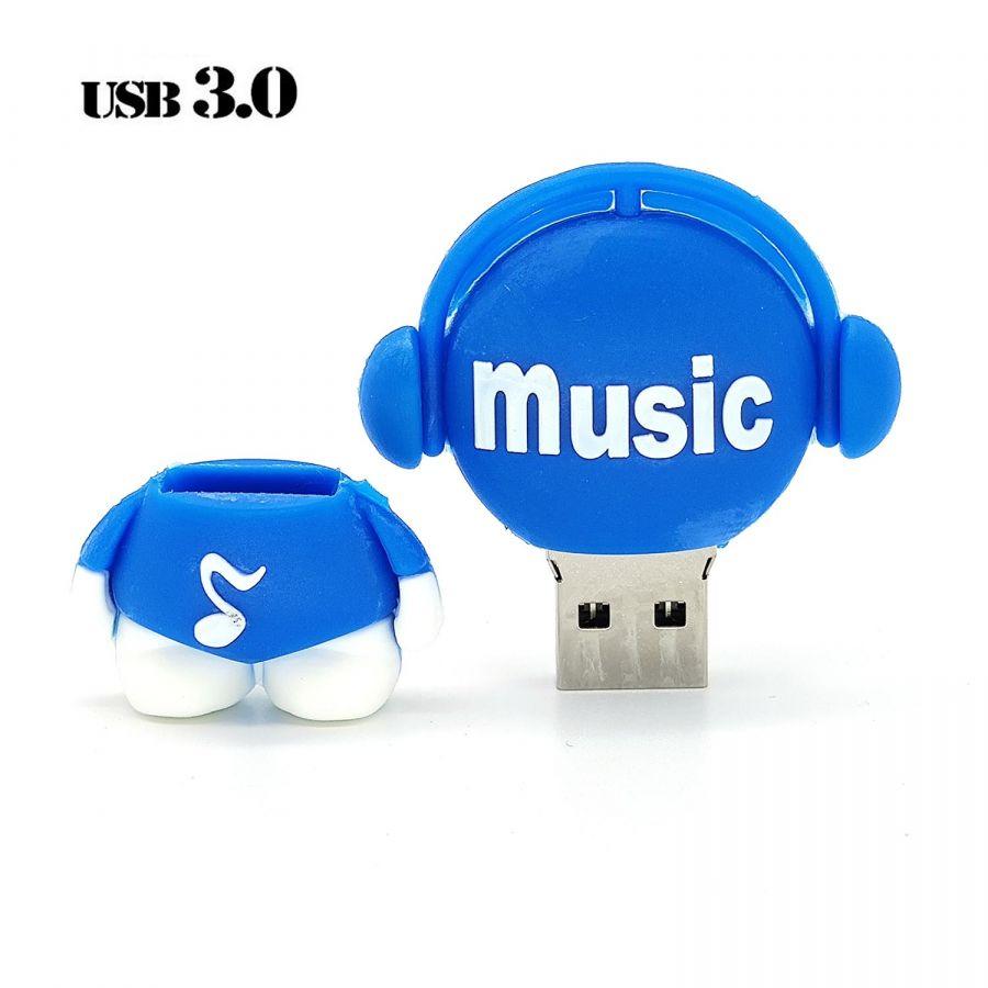 Орбита OT-MRF45 флэш USB 3.0 32Гб (Music)