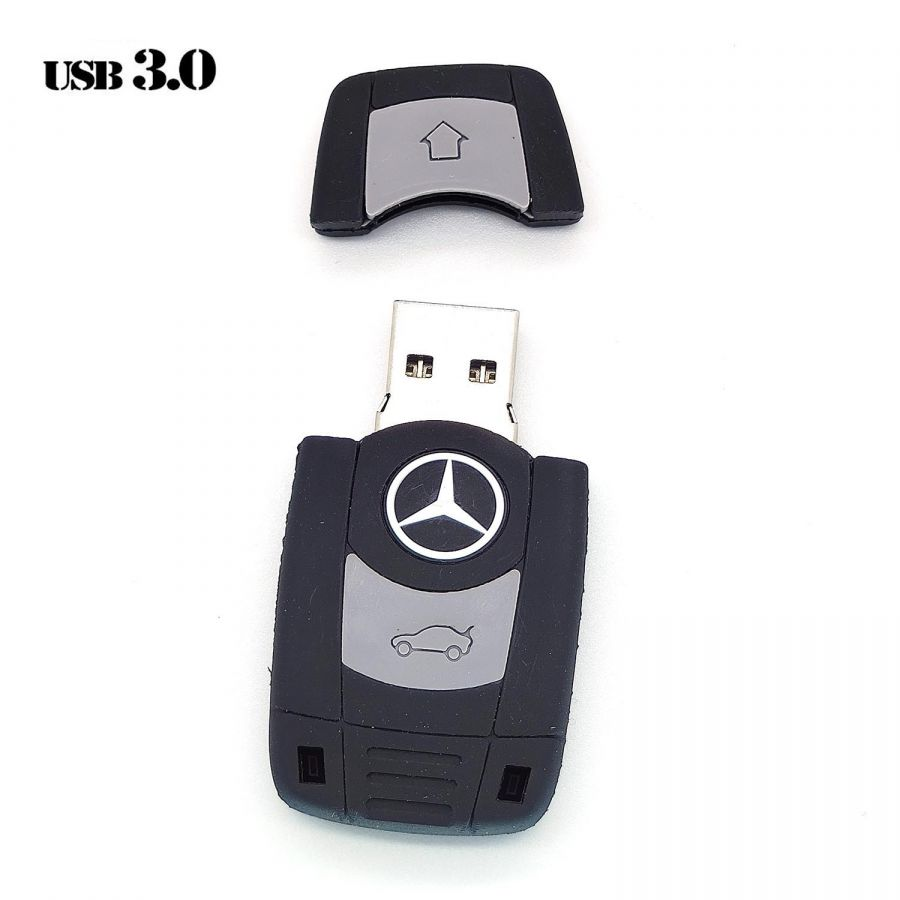 Орбита OT-MRF44 флэш USB 3.0 32Гб (Брелок Мерседес)