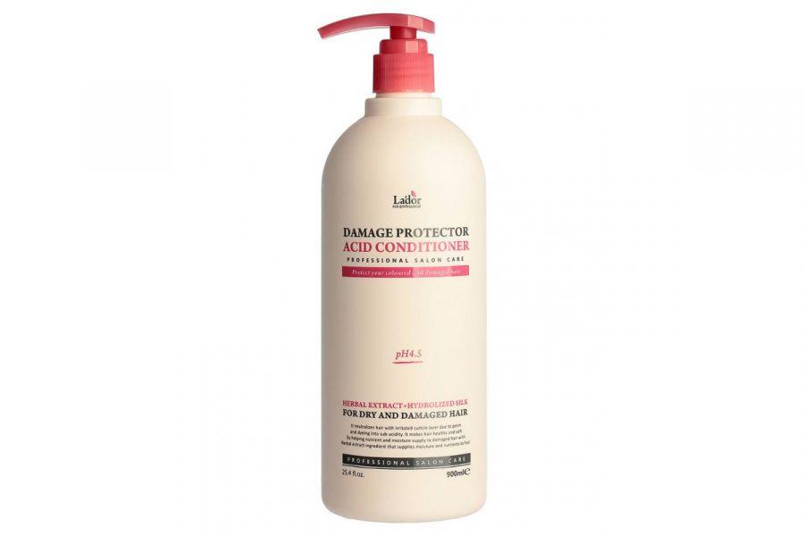 Кондиционер для окрашенных и поврежденных волос Lador Damaged Protector Acid Conditioner (900ml)