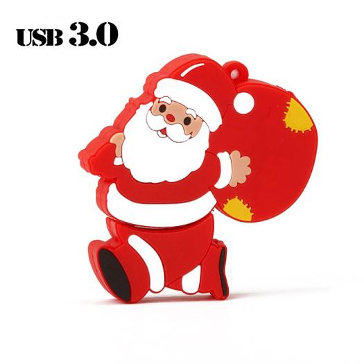 Орбита OT-MRF27 флэш USB 3.0 32Гб (Дед Мороз)