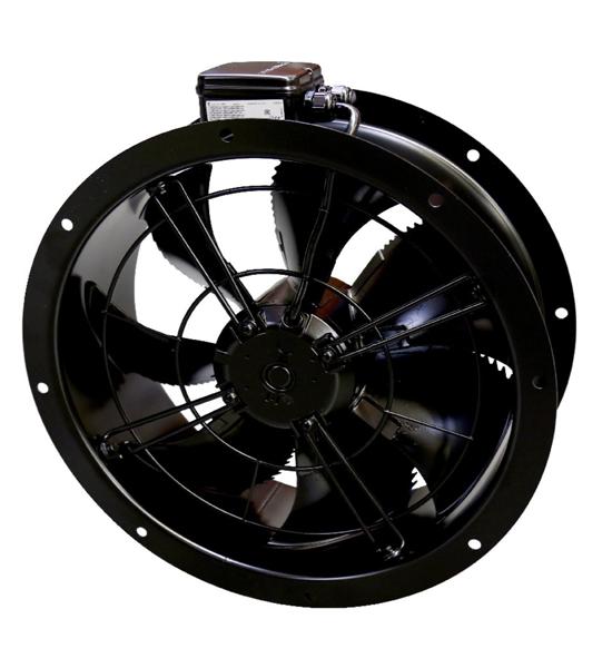 Осевой вентилятор AR 630DV sileo