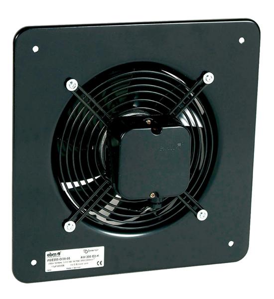 Осевой вентилятор AW 250E2 sileo