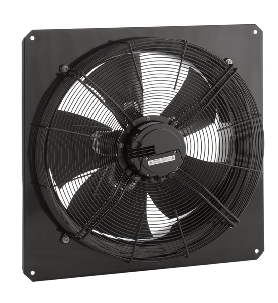 Осевой вентилятор AW 350E4 sileo