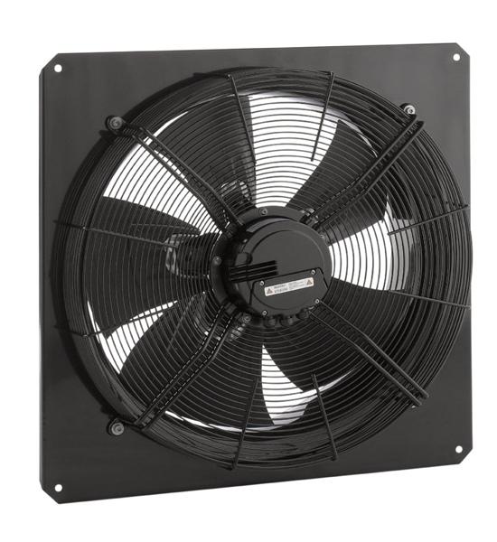 Осевой вентилятор AW 400E4 sileo