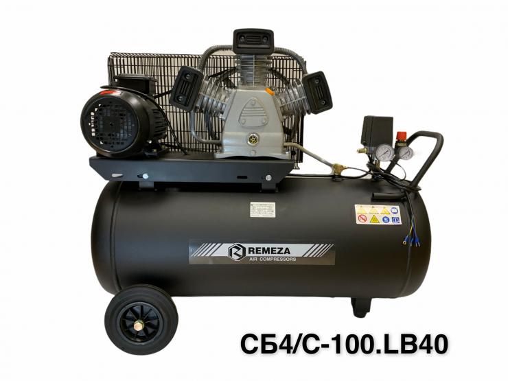 Компрессор поршневой Aircast СБ4/С-100.LB40 (380В)