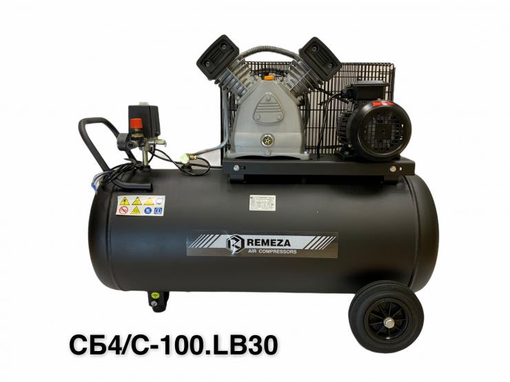 Компрессор поршневой Aircast СБ4/С-100.LB30 (380В)