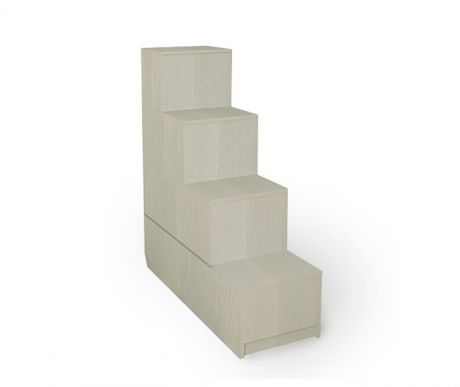 Тумба лестница 4-х уровневая Классика