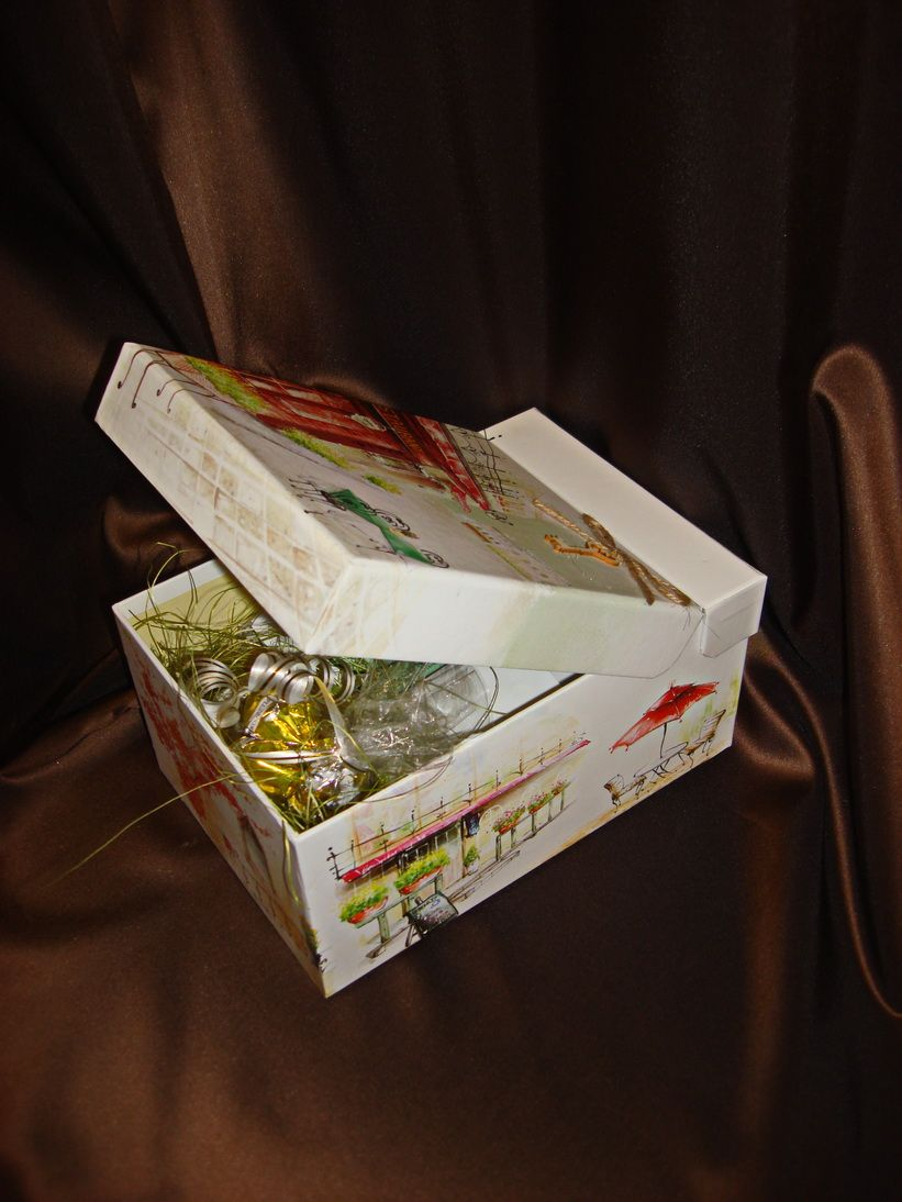 подарочный набор чай кофе конфеты