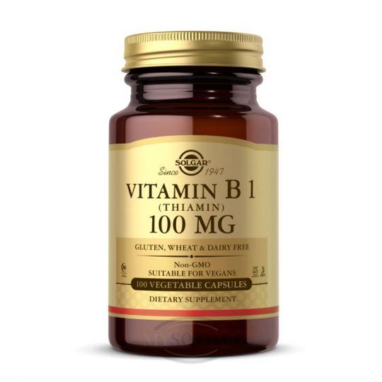 Витамин Б1 (Тиамин) 100 мг