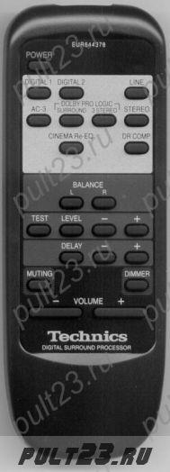 TECHNICS EUR644378, SH-AC300