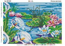 ВП-403 Фея Вышивки. Речные Растения. А3 (набор 1750 рублей)