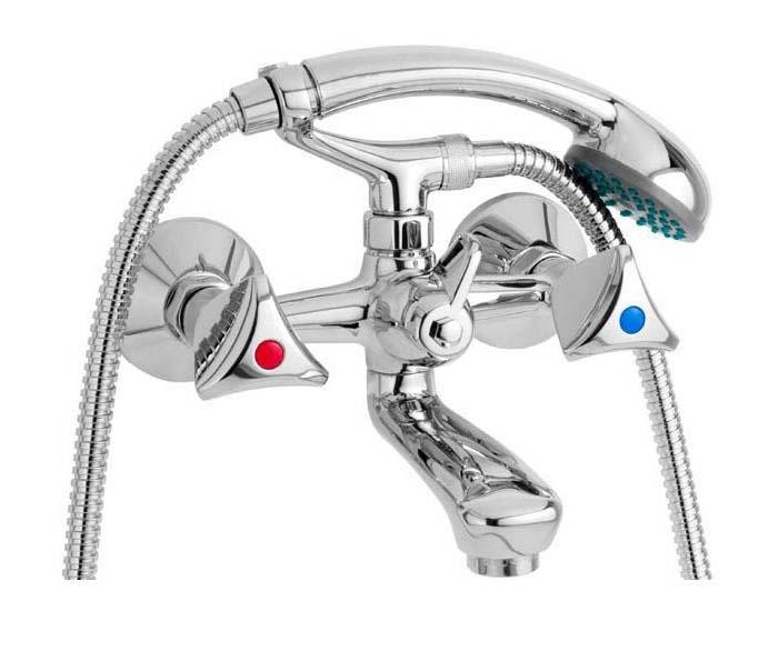 Душевой набор (гарнитур) Mofem Metal Plus 202  141-0058-02