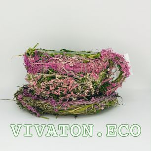 Корзинка  травяная-чашка