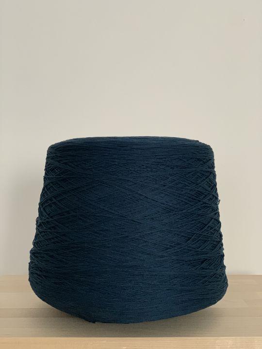 Хлопок шелковистый Manifattura Sessia Cable цвет морской волны