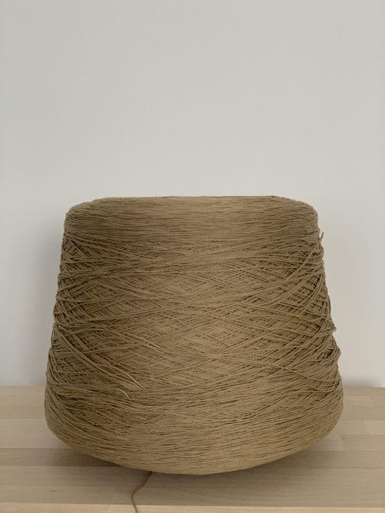 Хлопок шелковистый Manifattura Sessia Cable цвет песочный