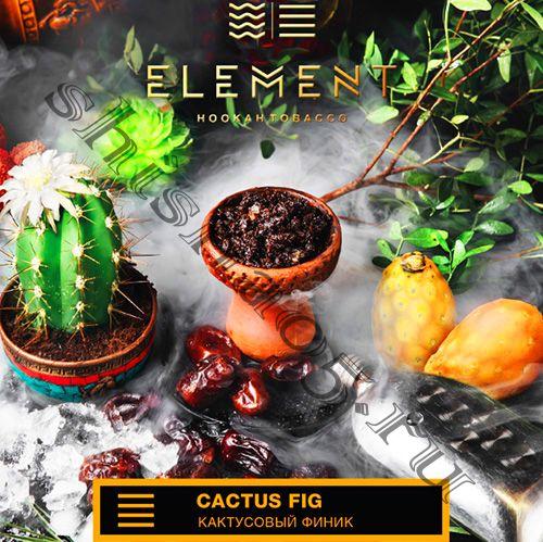 Element (40gr) (ЗЕМЛЯ) - Cactus Fig (Кактусовый финик)