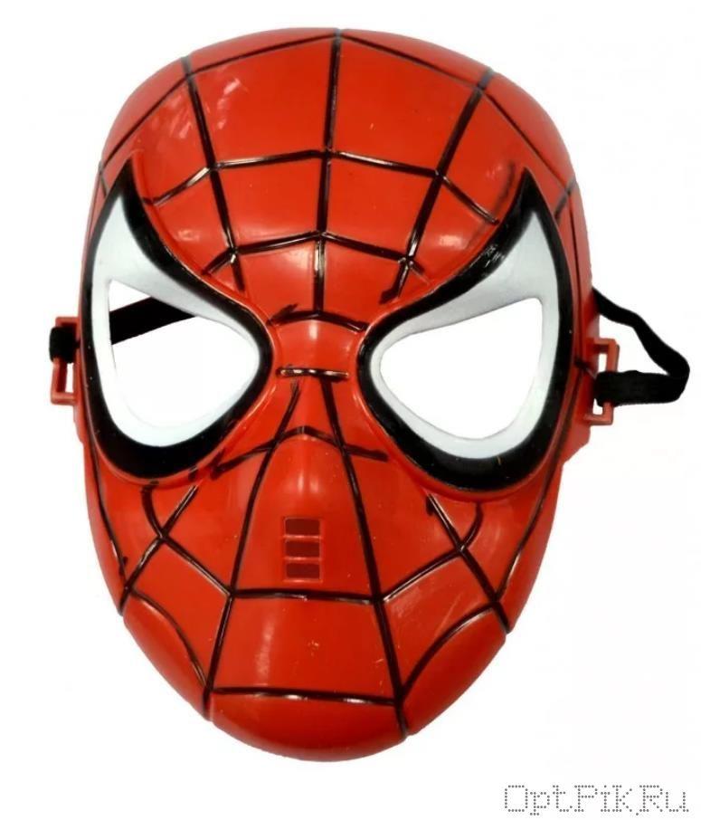 Маска человек-паук