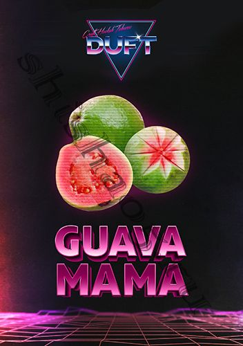 Duft (100gr) - Guava Mama