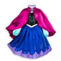 Платье костюм Анны Холодное сердце купить