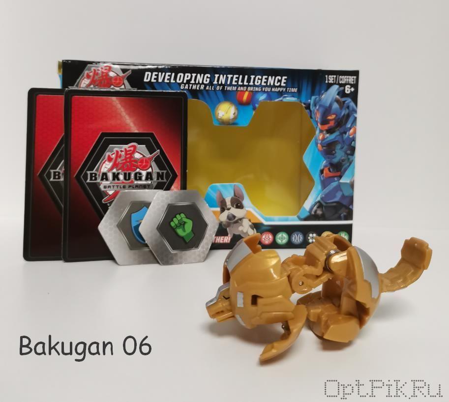 Бакуган Bakugan 06