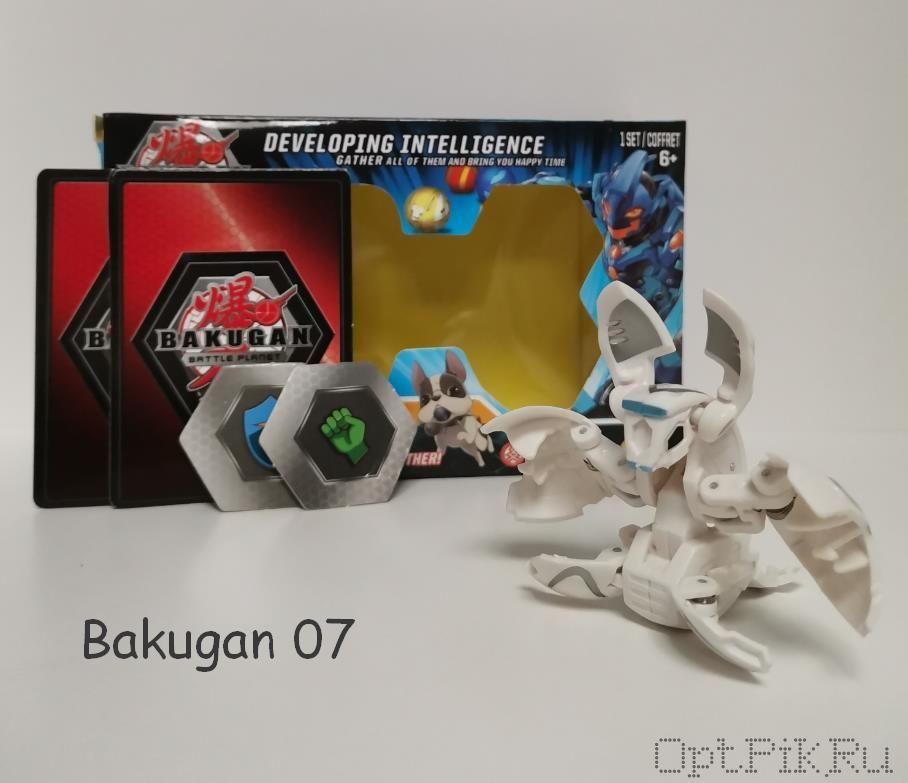 Бакуган Bakugan 07