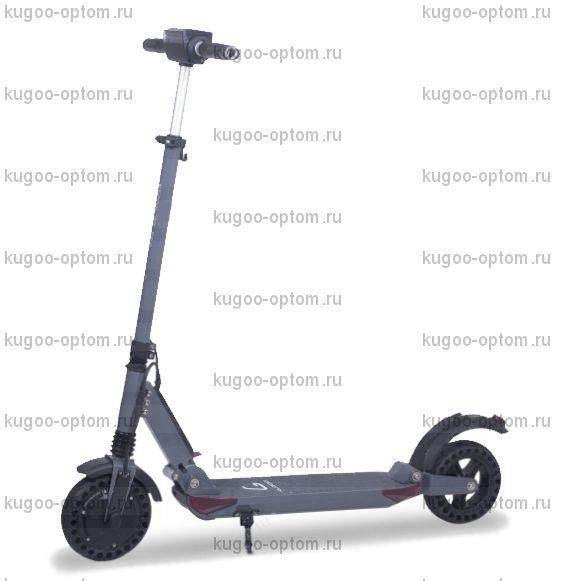 Электросамокат Kugoo S3 PRO Jilong Серый