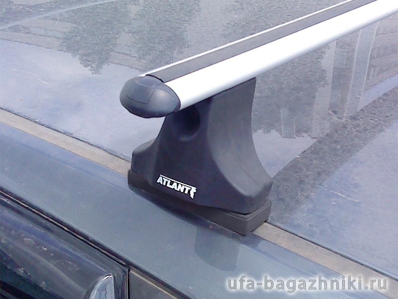 Багажник на крышу Ford C-Max, Атлант, аэродинамические дуги