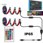 Огонек OG-LDL17 RGB светодиодная лента 2*0.5м (USB)